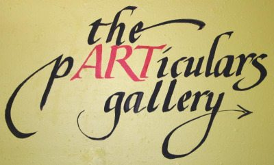 Now Showing at pARTiculars Gallery