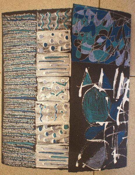 Art Journal Workshop with Debra Bond 1/24