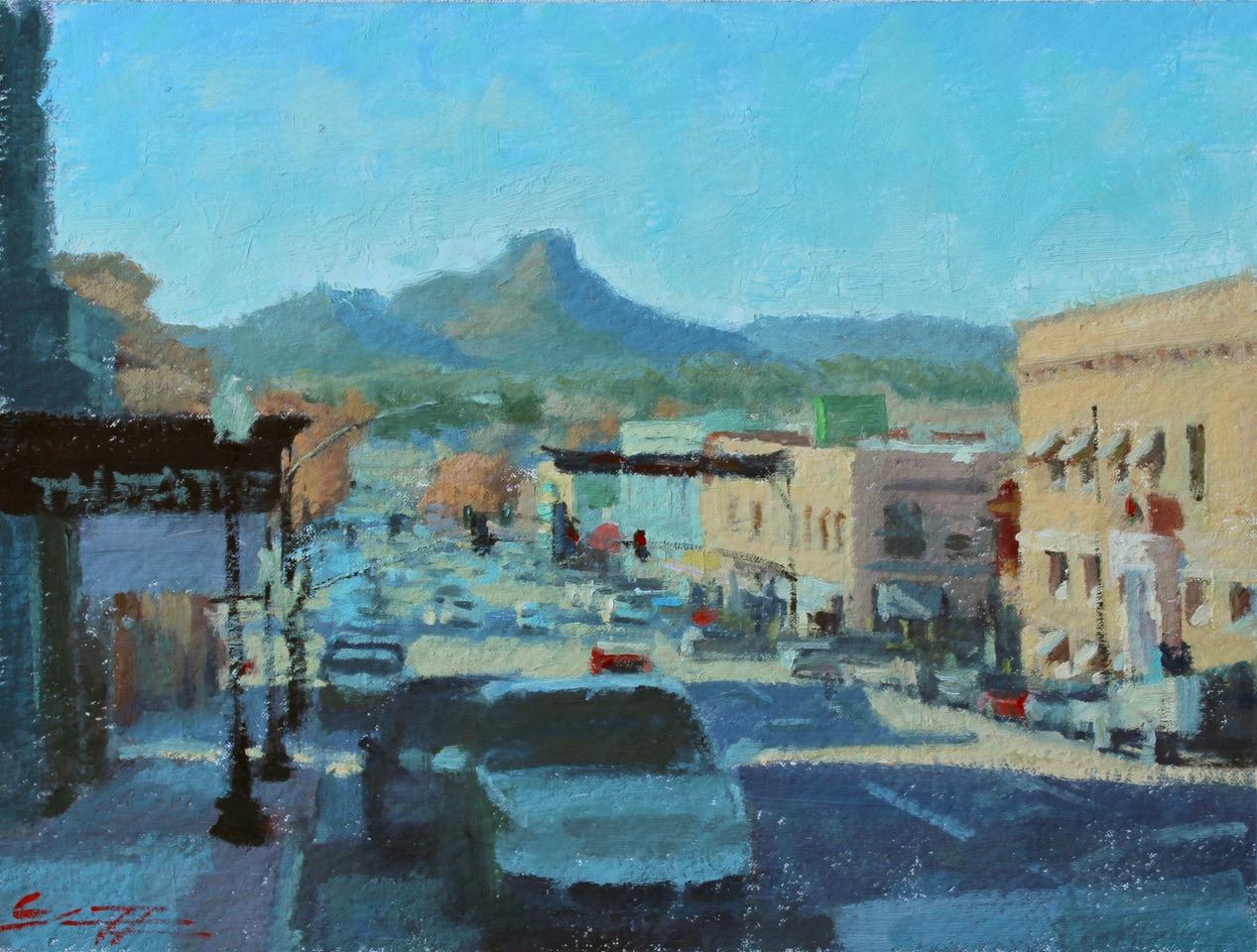 MARCH FEATURED ARTIST #2: Scott Roebuck