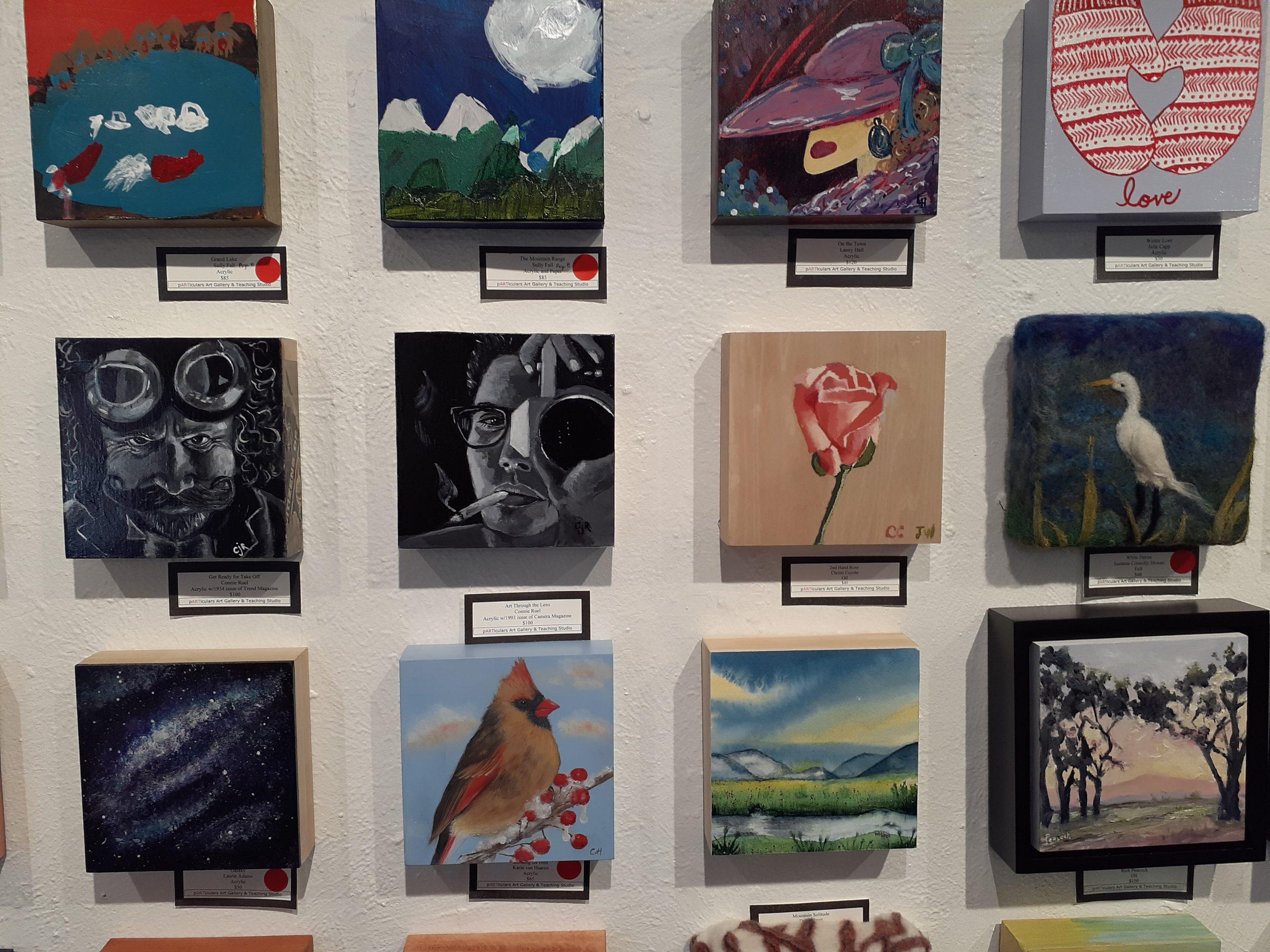 6×6 Community Art Show